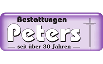 Logo von Bestattungen Peters Inh. Dominik Peters